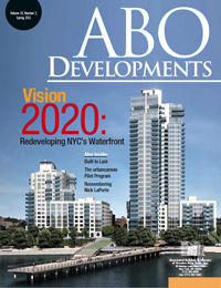 ABO DEVELOPMENTS WINTER 2009 ISSUE