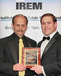 2011 IREM Industry Partner of The Year Award